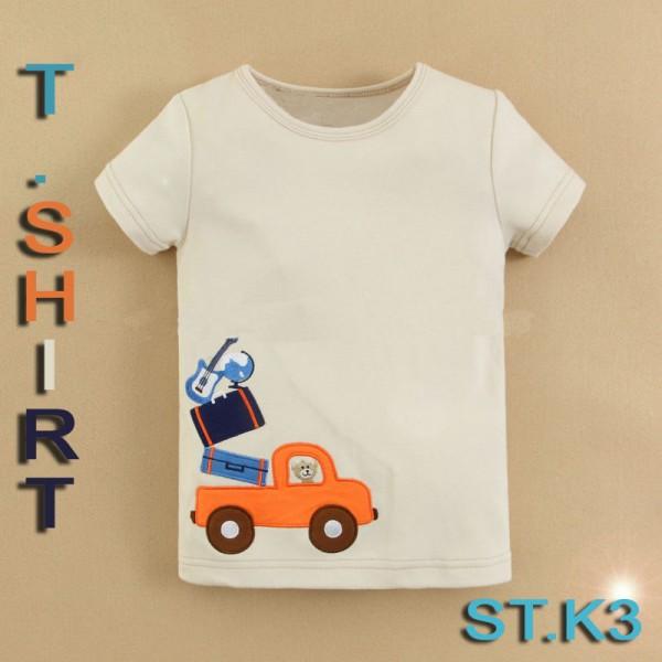K3-Boy's T- shirt