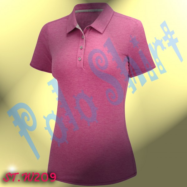 W209-Women's Polo Shirt