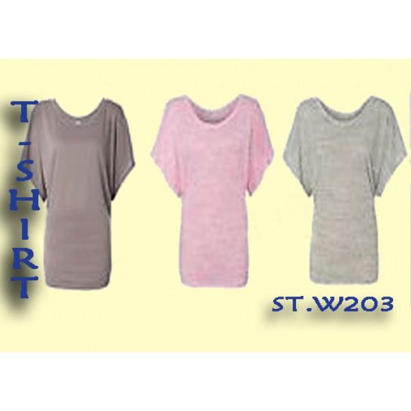 W203-Women's T-Shirt pullover